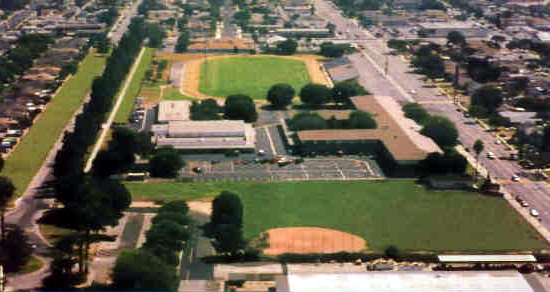 Campus of Pius X / St. Matthias High School